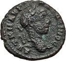 Æ 18 - Elagabalus (Trimontium mint) – avers