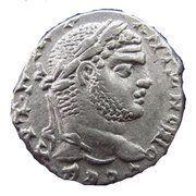 Tétradrachme Caracalla (Laodicée, 4ème consulat) -  avers