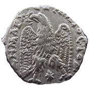 Tétradrachme Caracalla (Laodicée, 4ème consulat) -  revers
