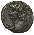 1 tétradrachme - Néron (Alexandrie ; année 13) – avers