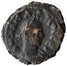 Tétradrachme - Carin (Alexandrie) – avers