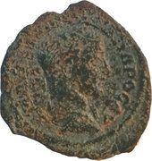 Assarion - Severus Alexander  (NIKAIE; Nicea mint) – avers
