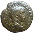 Triassaria -Gordien III . ( Hadrianopolis ) – avers