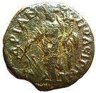 Triassaria -Gordien III . ( Hadrianopolis ) – revers