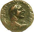 Tétradrachme Claude II le Gothique (Alexandrie, an 2) – avers