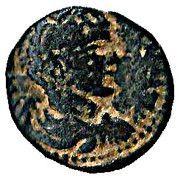 Bronze d'Elagabal - PETRA COLONI – avers