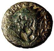 Diassaria Trébonien Galle (Nicomédie, Bithynie - buste à gauche) – avers