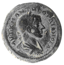 Tétrassaria - Gordien III (Nicopolis ad Istrum, Mésie inférieure) – avers