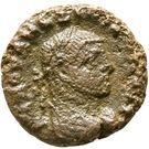Tetradrachm - Maximianus (Alexandria) – avers