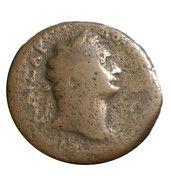 Diobol - Domitian – avers