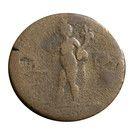 Diobol - Domitian – revers