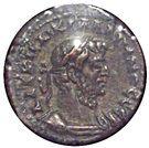 Tetradrachm - Gallienus – avers