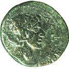 Assarion - Tiberius Julius Mithridates Philogermanicus Philopatris (Mithridates VIII of the Bosporan) – avers