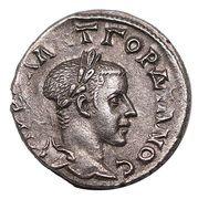 Drachma - Gordian III (Caesaria/Kayseri) – avers