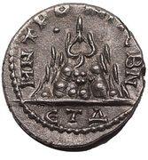 Drachma - Gordian III (Caesaria/Kayseri) – revers