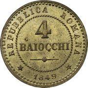 4 baiocchi – revers