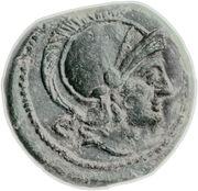 Quartuncia (Anonyme, ROMA) – avers