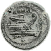 Semiuncia (Anonyme, ROMA) – revers
