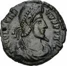 ollis - Constantius II  (SPES REIPVBLICE; Siscia) – avers