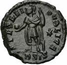 ollis - Constantius II  (SPES REIPVBLICE; Siscia) – revers