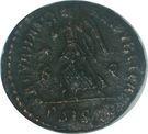 Follis - Valentinien Ier (SECVRITAS REIPVBLICAE, Siscia) – revers