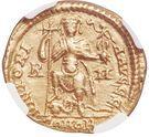 1 Solidus - Petronius Maximus – revers