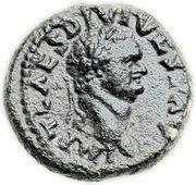 Quadrans - Titus (IVLIA AVGVSTA) – avers