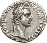Denarius - Caligula (DIVVS AVG PATER PATRIAE) -  avers