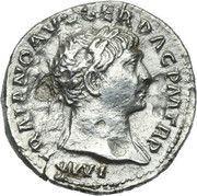 Denier  et  Aureus - Trajan - AEQUITAS -  avers