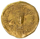 Solidus - Zénon (VICTORIA AVGGG, Constantinople) – avers