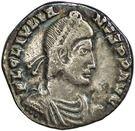Siliqua - Julian II (VICTORIA DD NN AVG, Lyons mint) – avers