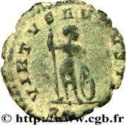 Follis - Constantin II - VIRTVS AVGVSTI (Rome) – revers
