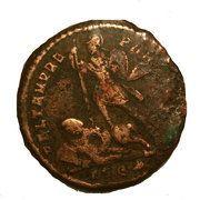 Follis - Constance II (FEL TEMP REPARTIO, Thessalonique)