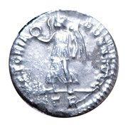 Constans I - Ar Siliqua - Trier Mint -  avers