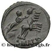 "Nummus - Constantin Ier ""le grand"" (DV CONSTANTINVS PT AVGG ; Alexandrie) – revers"