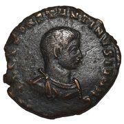 Follis - Constantine II (PRINCIPI IVVENTVTIS ; Trèves) -  avers