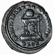 Follis - Constantinus II (BEATA TRANQVILLITAS; Londinium) – revers