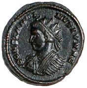 Follis - Constantinus II (BEATA TRANQVILLITAS; Londinium) – avers
