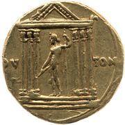Aureus - Auguste (IOV TON; Jupiter) -  revers