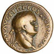 Dupondius - Titus (FELICITAS PVBLICA S C; Felicitas) -  avers