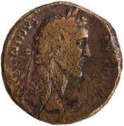 Sesterce - Antonin le Pieux (IMPERATOR II S C) -  avers