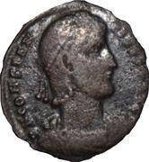 Maiorina - Constantius II (FEL TEMP REPARATIO; Nicomedia) – avers