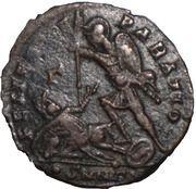 Maiorina - Constantius II (FEL TEMP REPARATIO; Nicomedia) – revers