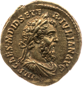 Aureus - Didius Julianus (CONCORD MILIT; Concorde) -  avers