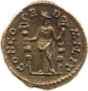 Aureus - Didius Julianus (CONCORD MILIT; Concorde) -  revers