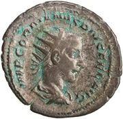 Antoninianus - Gordien III (VICTORIA AETERNA; Victoire) -  avers