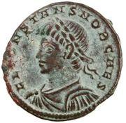 Follis - Constant (GLORIA EXERCITVS, Constantinople) – avers