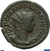 Antoninianus - Florien (PACATOR ORBIS; Sol)
