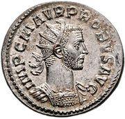 Antoninianus - Probus (TEMPOR FELIC or TEMPOR FELICI; Felicitas) -  avers