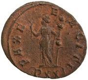 Antoninianus - Carus (PAX EXERCITI; Paix) -  avers